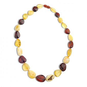 """""""Melody"""" Amber Beads"""