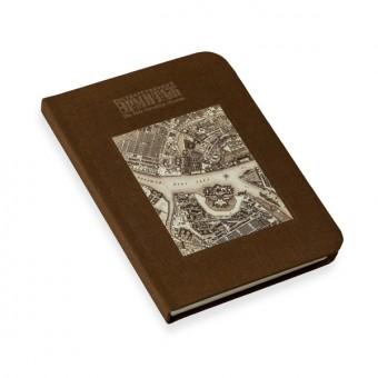 """""""Plan of Saint Petersburg. 1752"""" Notebook"""