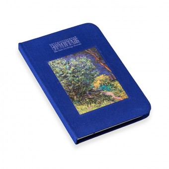 """Lilac Bush"" Notebook"