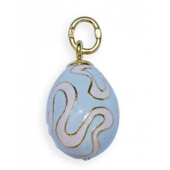 """Fantasy"" Silver pendant"