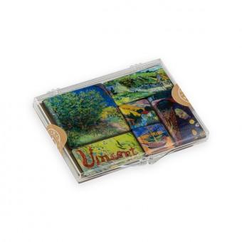 """Van Gogh"" Set of Mini-Magnets"