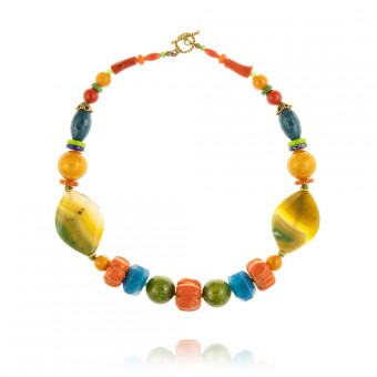 """Gaugin"" Necklace"