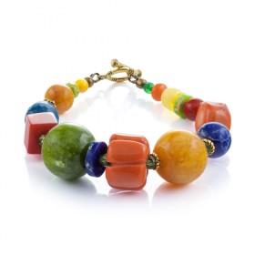 """""""Gaugin"""" bracelet"""