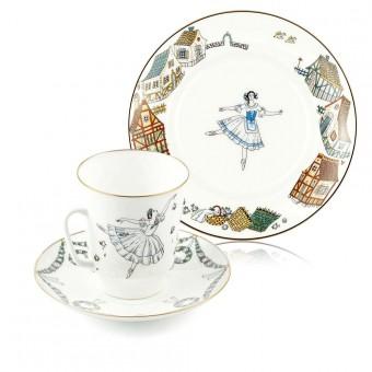 """Giselle"" Ballet Set of 3 items"