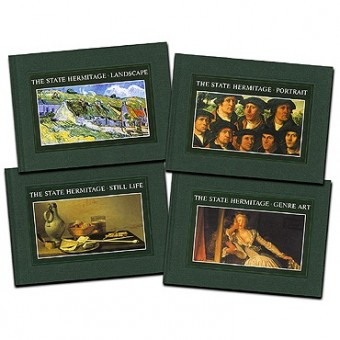 """The Hermitage"" Four-Book Set"