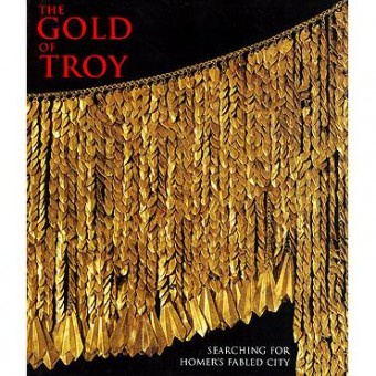 """""""The Gold of Troy. Serching for Homer's Fabled City"""" V. Tolstikov, M.Y. Treister"""