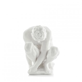 Crouching Boy. By Michelangelo. Big Figurine
